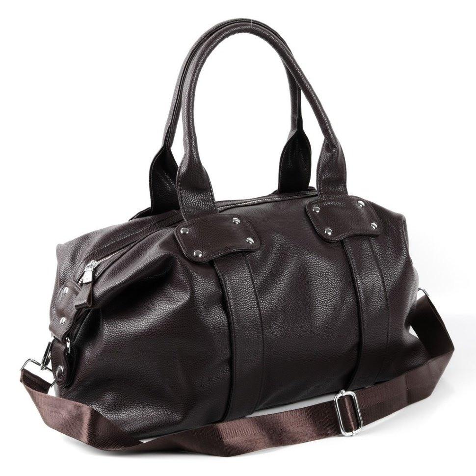 fd1ecbf6 Купить оптом мужскую сумку 811026 Кофе