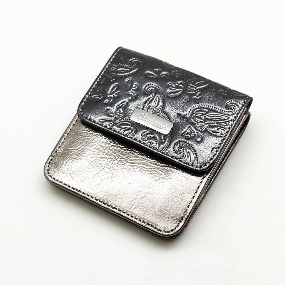 df0192d9f783 Купить оптом маленький женский кожаный кошелек Sergio Valentini СВ ...