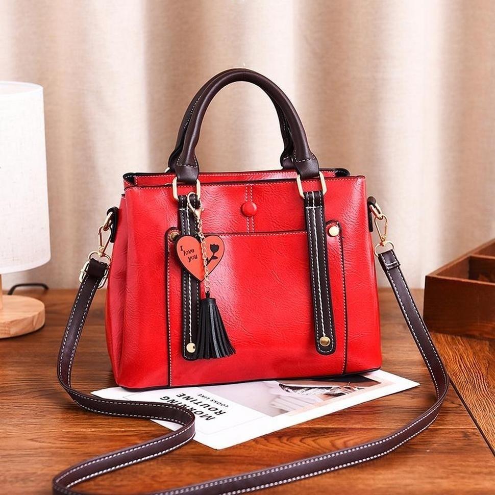e8e50e1c794d Купить оптом женскую сумку 6548-3 Red Wine