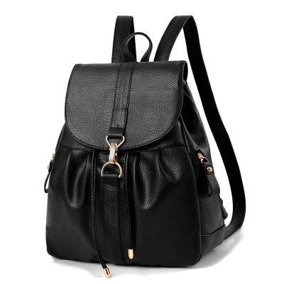 Женский рюкзак 0958 Black