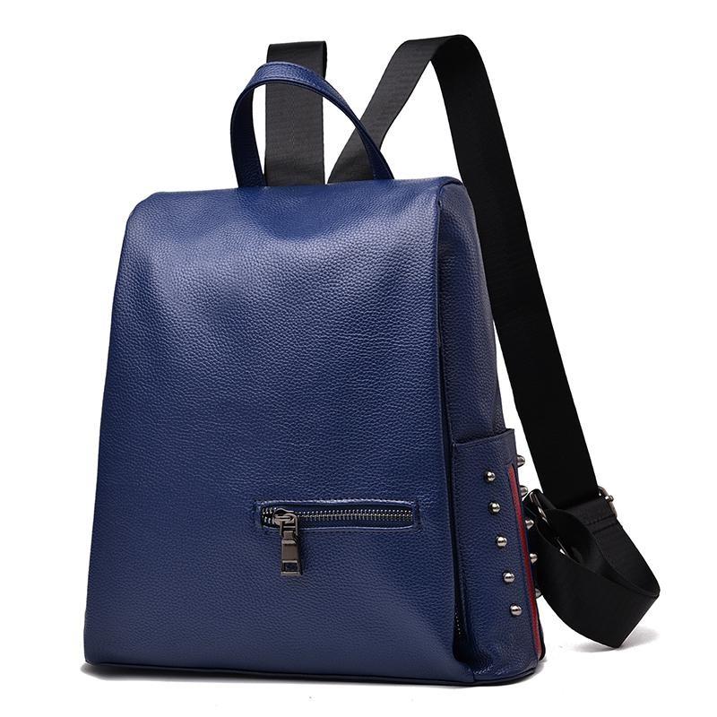 a3c3728177ae Купить оптом женский рюкзак 3378-3 Blue