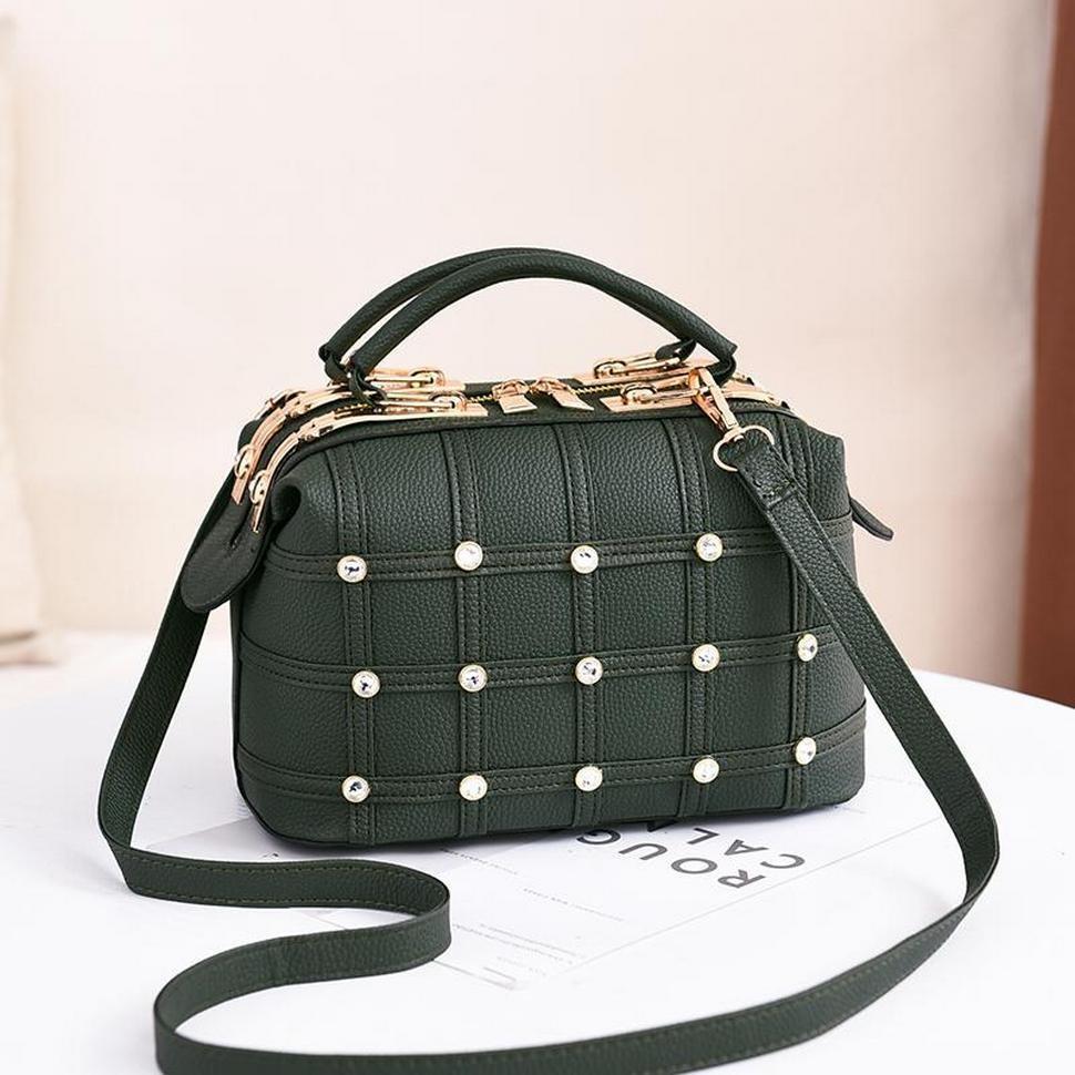 80ae98c9cdff Купить оптом женскую сумку 9101-6 Green