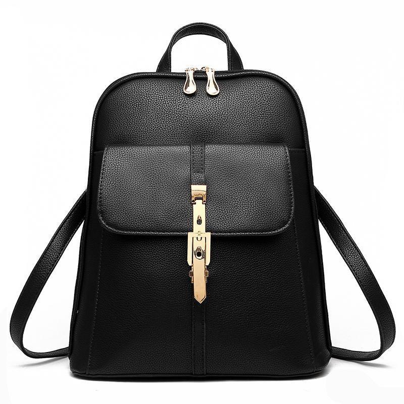 062fbccd06c8 Купить оптом женский рюкзак 6588-1 Black