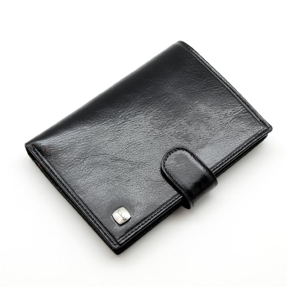 aeba3020ac29 Мужское кожаное портмоне для документов и денег Dierhoff Д 8078-053