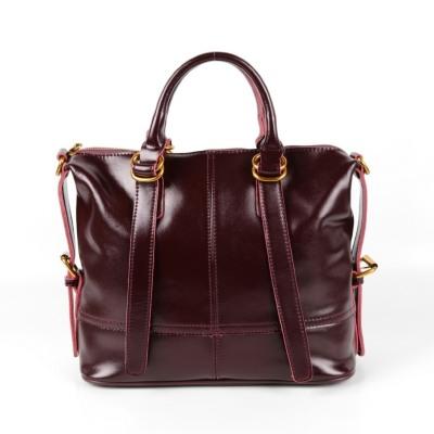 Женская кожаная сумка W294 Вайн