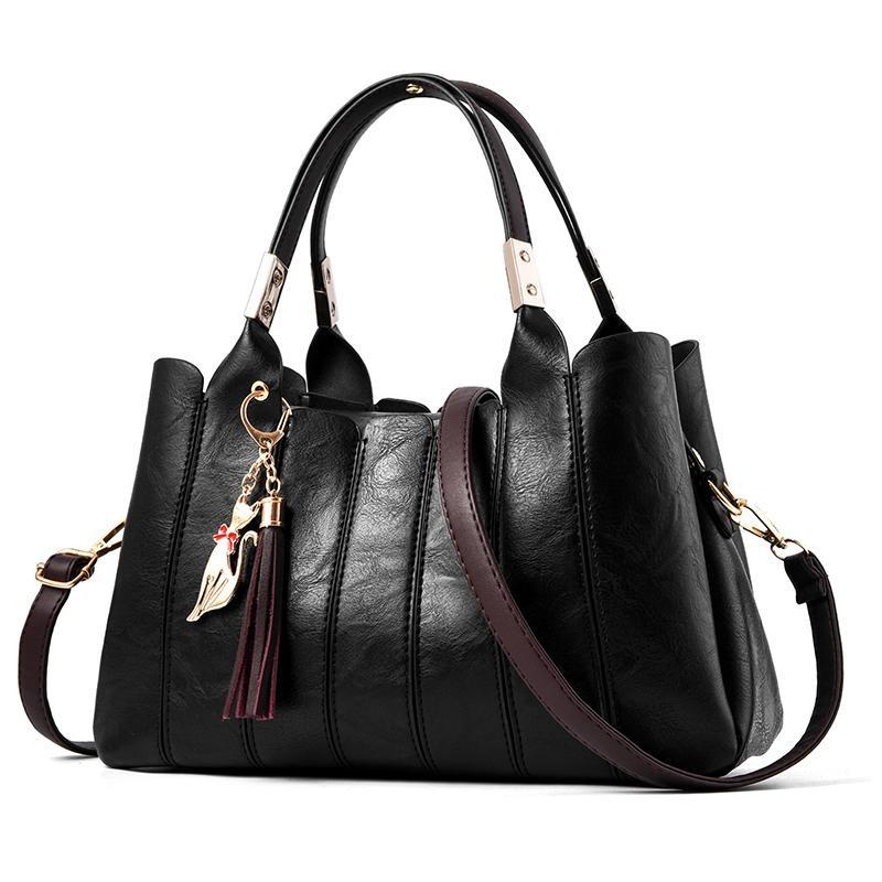 475089b0c988 Купить оптом женскую сумку 5196-1 Black